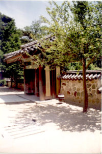 Korea/Bulguksa/Gwaneumjeon/gate