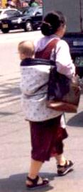 Korea/woman/baby/CarolDussere